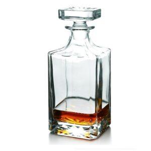 Carafe whisky moderne