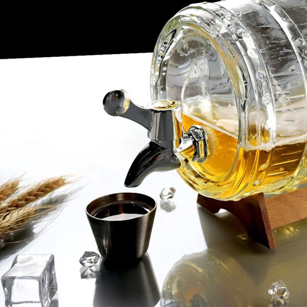 Carafe whisky super originale