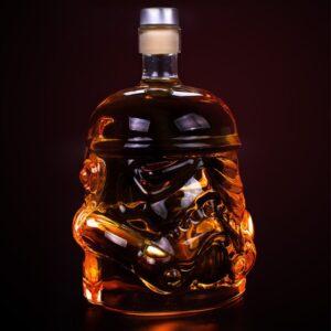 Carafe à whisky stormtrooper