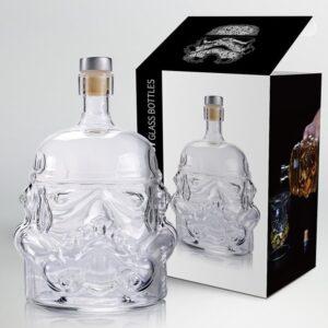 Carafe whisky stormtrooper originale