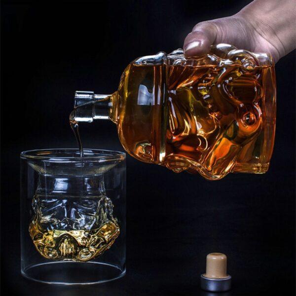 Carafe whisky stormtrooper star wars