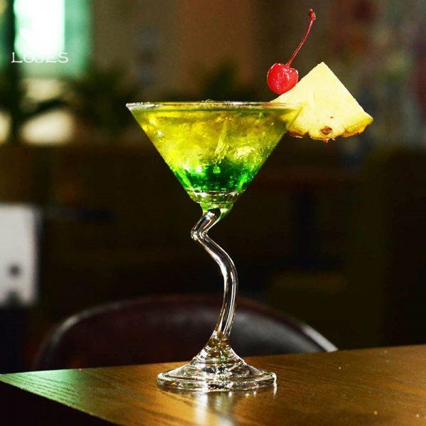 Verre a martini