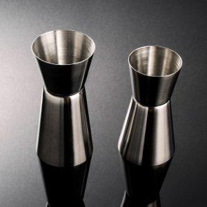 Verre doseur cocktail inox