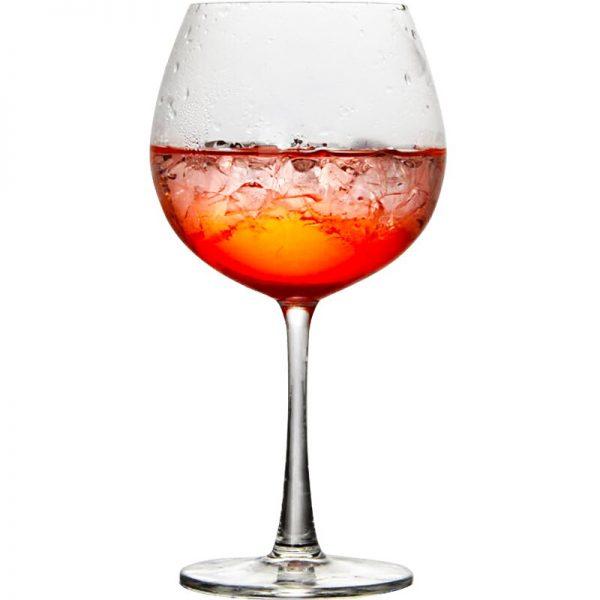 Verre gin tonic ballon