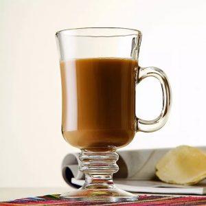 Verre irish coffee