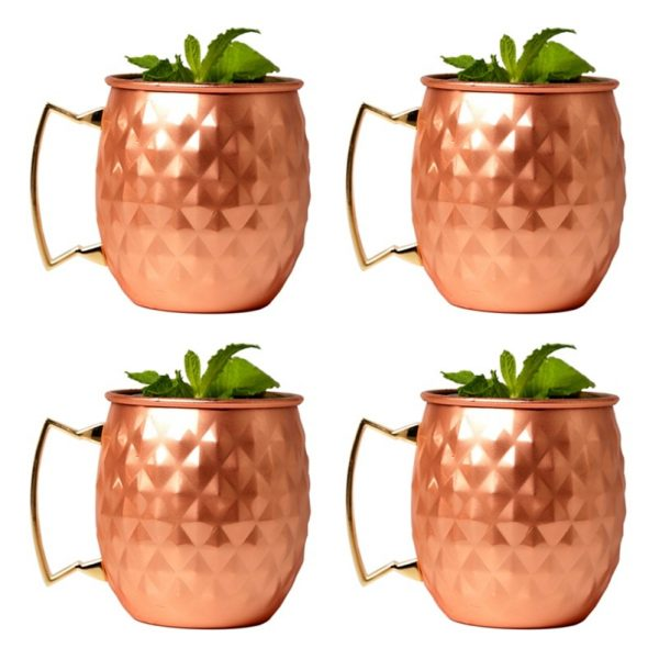 Verre a moscow mule