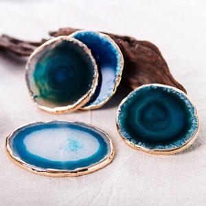 Dessous de verre en pierre