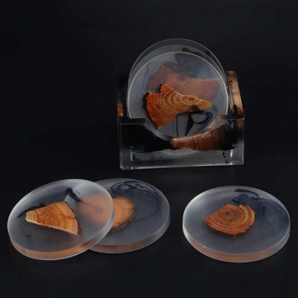Dessous de verre très nature
