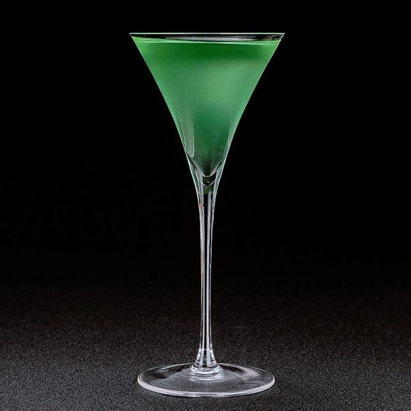 Verre à cocktail dans un super design