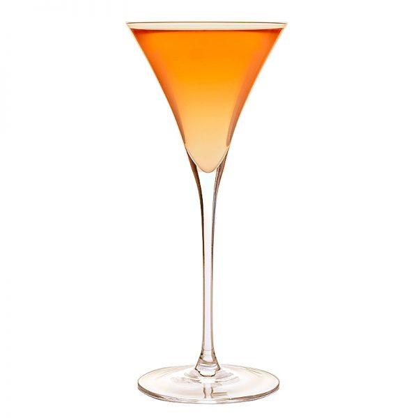 Verre à cocktail design