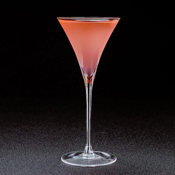 Verre à cocktail design et sobre