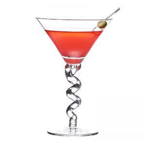 Verre a cocktail super original