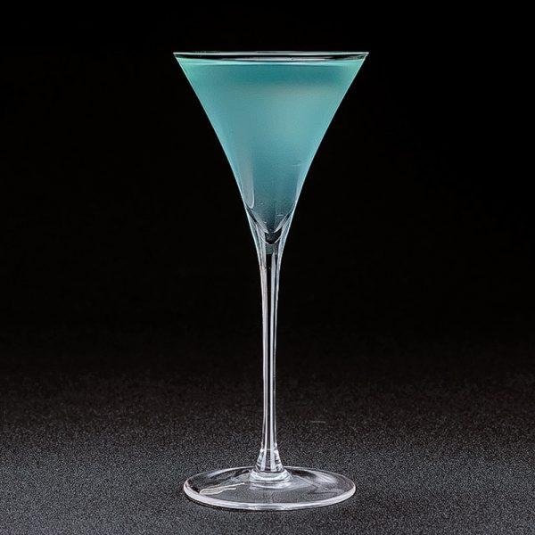 Verre à cocktail très design