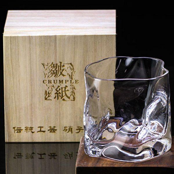 Verre a whisky japonais