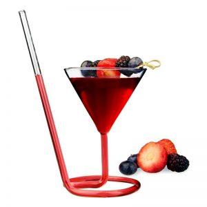 Verre cocktail hyper original