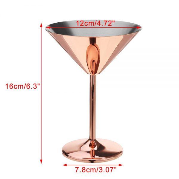 Verre cuivre à cocktail