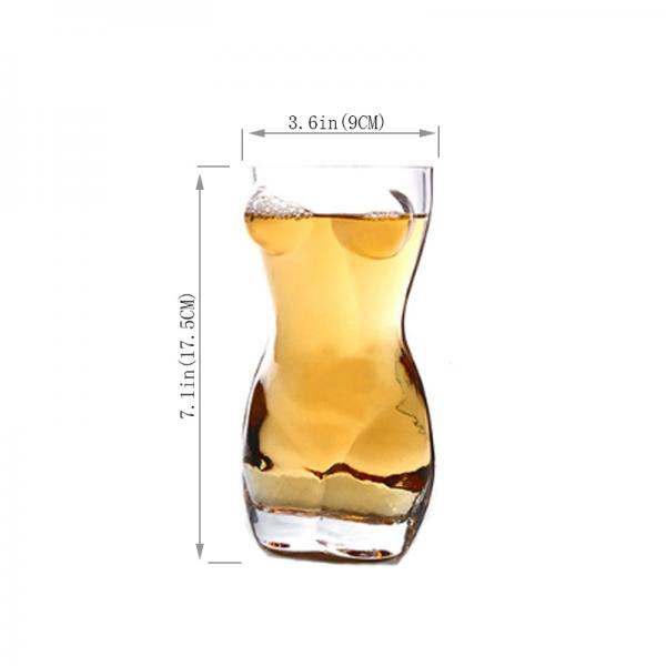 Verre original pour cocktail 400 cl