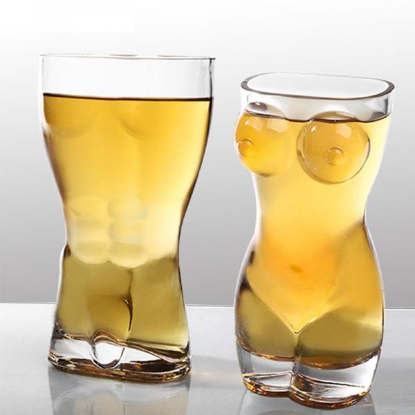 Verre original pour cocktail