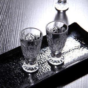 Verre tequila