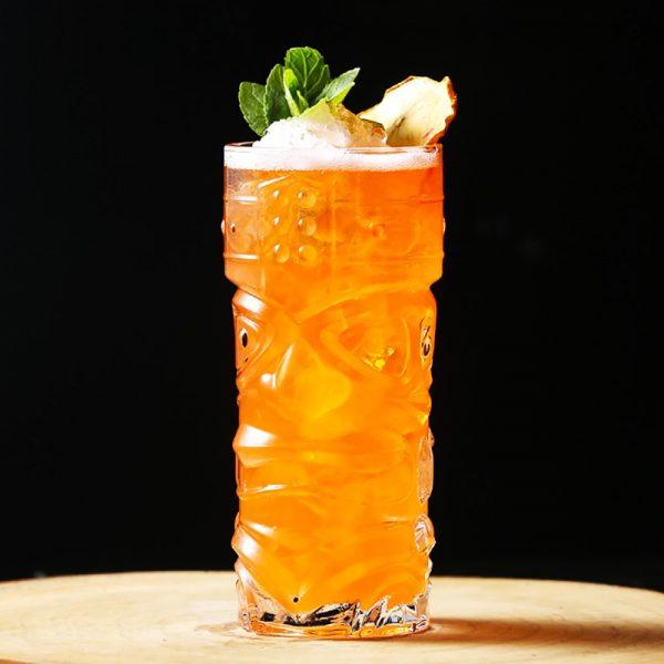 Verre tiki pour cocktail