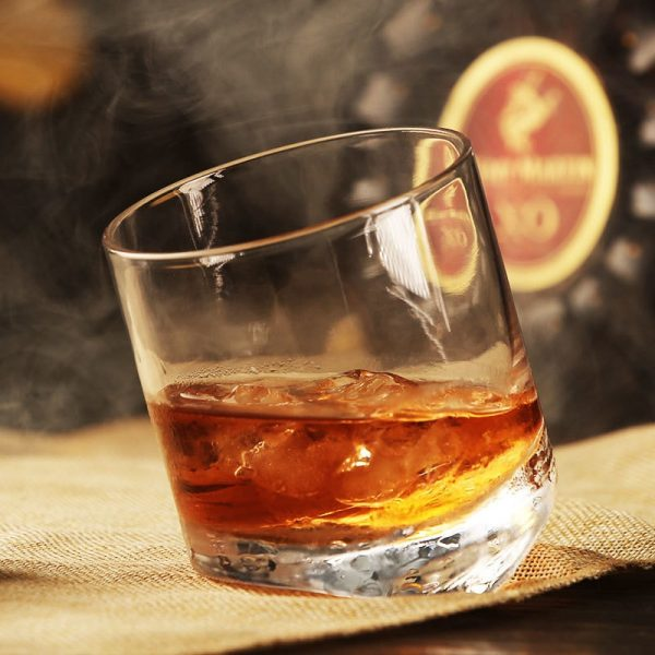 Verre whisky écossais authentique