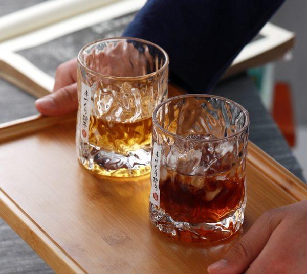 Verre whisky japonais de qualité